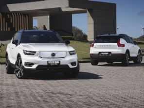 Análise: na realidade da categoria, Volvo XC40 elétrico surpreende no preço