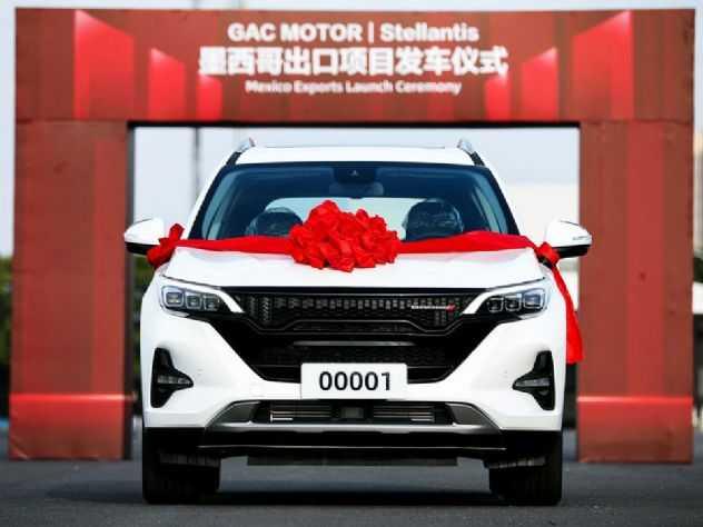 Chineses começam a produzir possível sucessor do Dodge Journey
