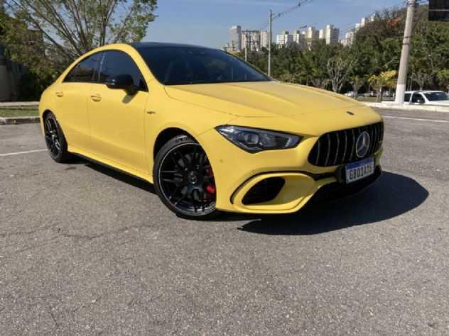 Teste: Mercedes-AMG CLA 45 S e seus 421 cv