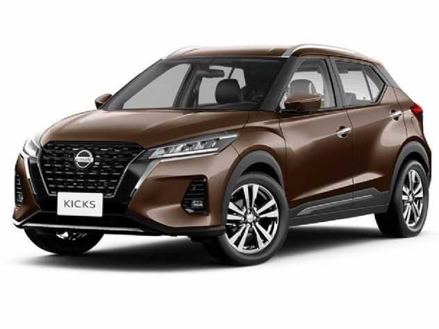 Nissan resgata cor da linha anterior para o novo Kicks 2022