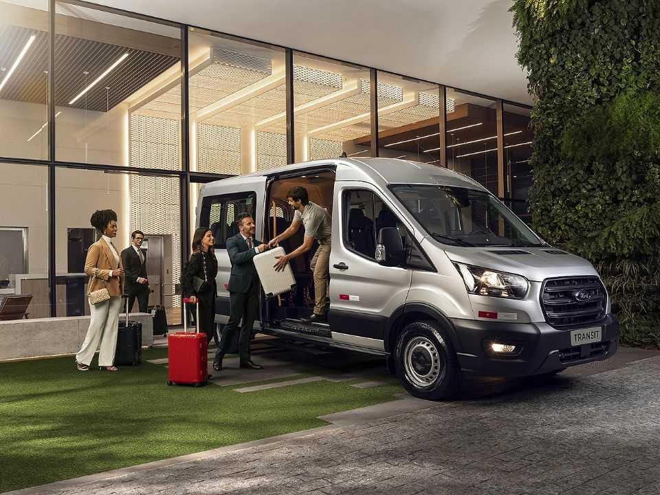 Ford Transit 2022