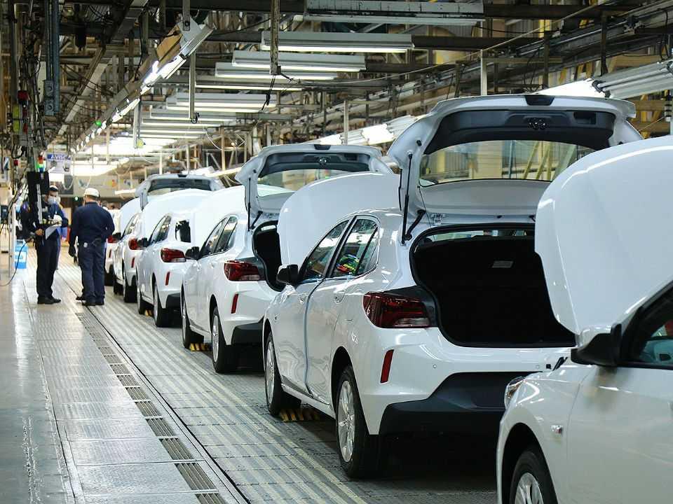 Fábrica da GM em Gravataí (RS) vai aumentar produção do Onix e do Onix Plus