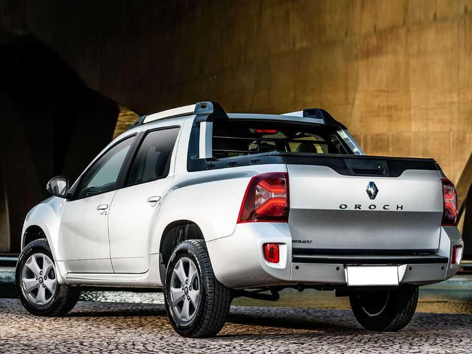 Projeção de Kleber Silva para o facelift da Renault Duster Oroch